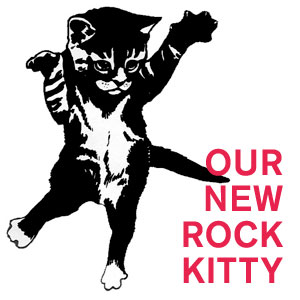 Our New Rock Kitty cover