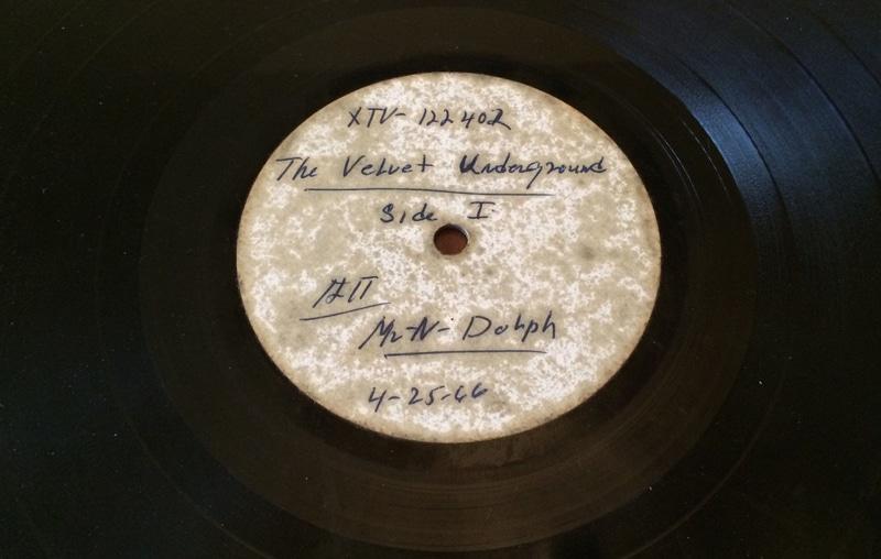 Velvet Underground Acetate Frenzy!