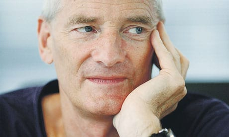 James Dyson on Invention and Failure