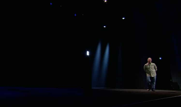 Apple and New Product Events