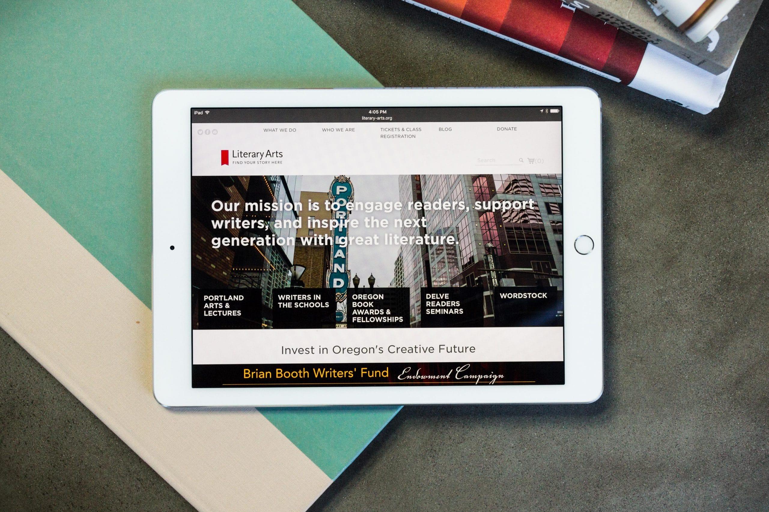 Literary-Arts-iPad