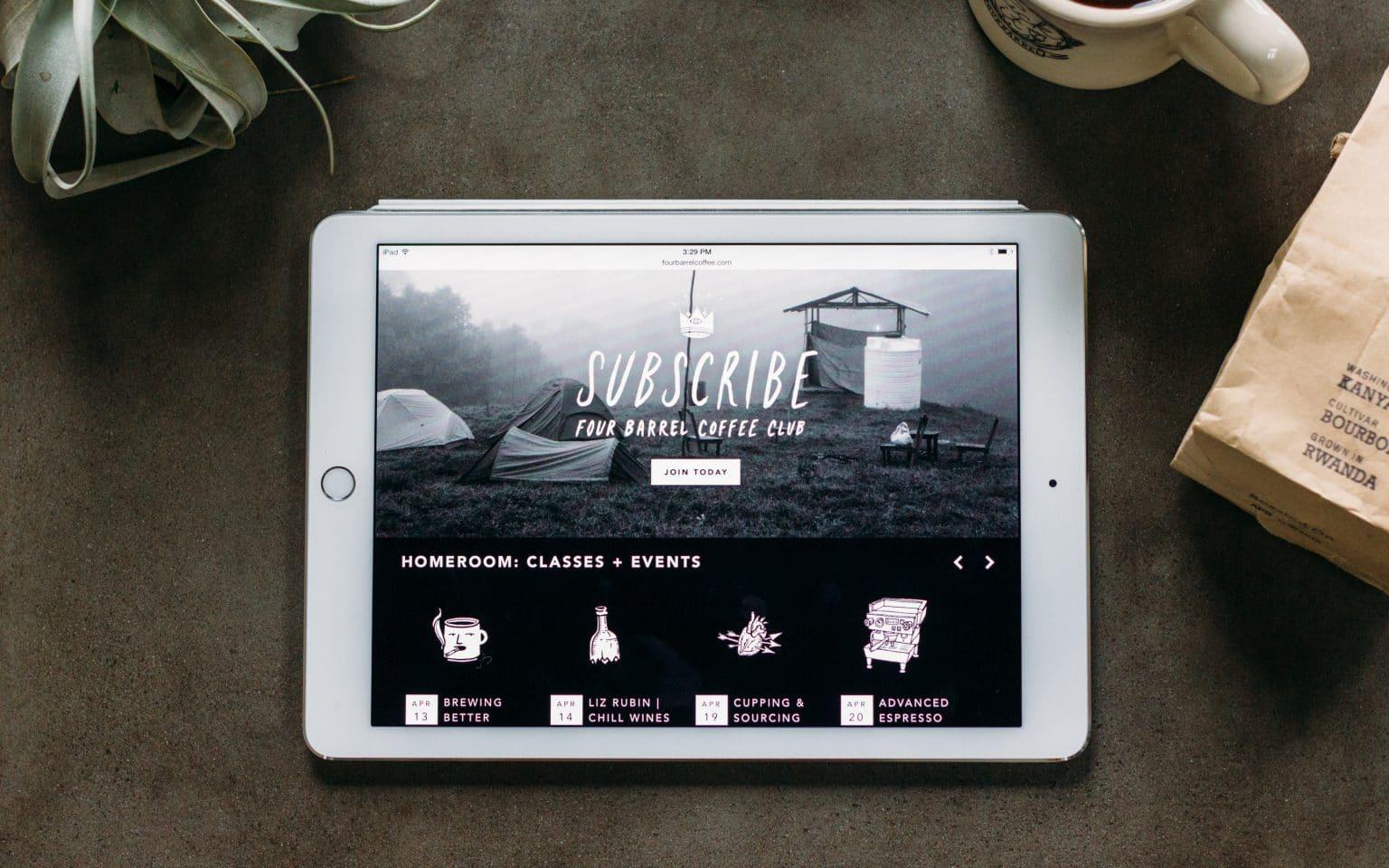 four-barrel-coffee-website