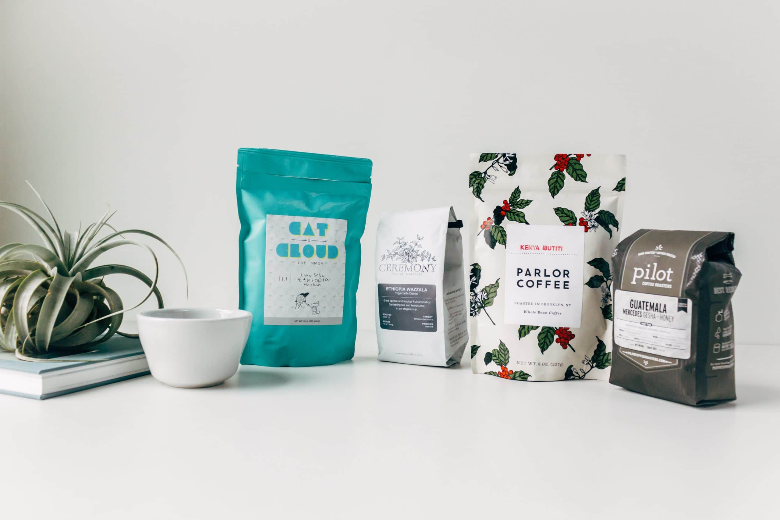 Coffee Brands we discover on Unpacking Coffee