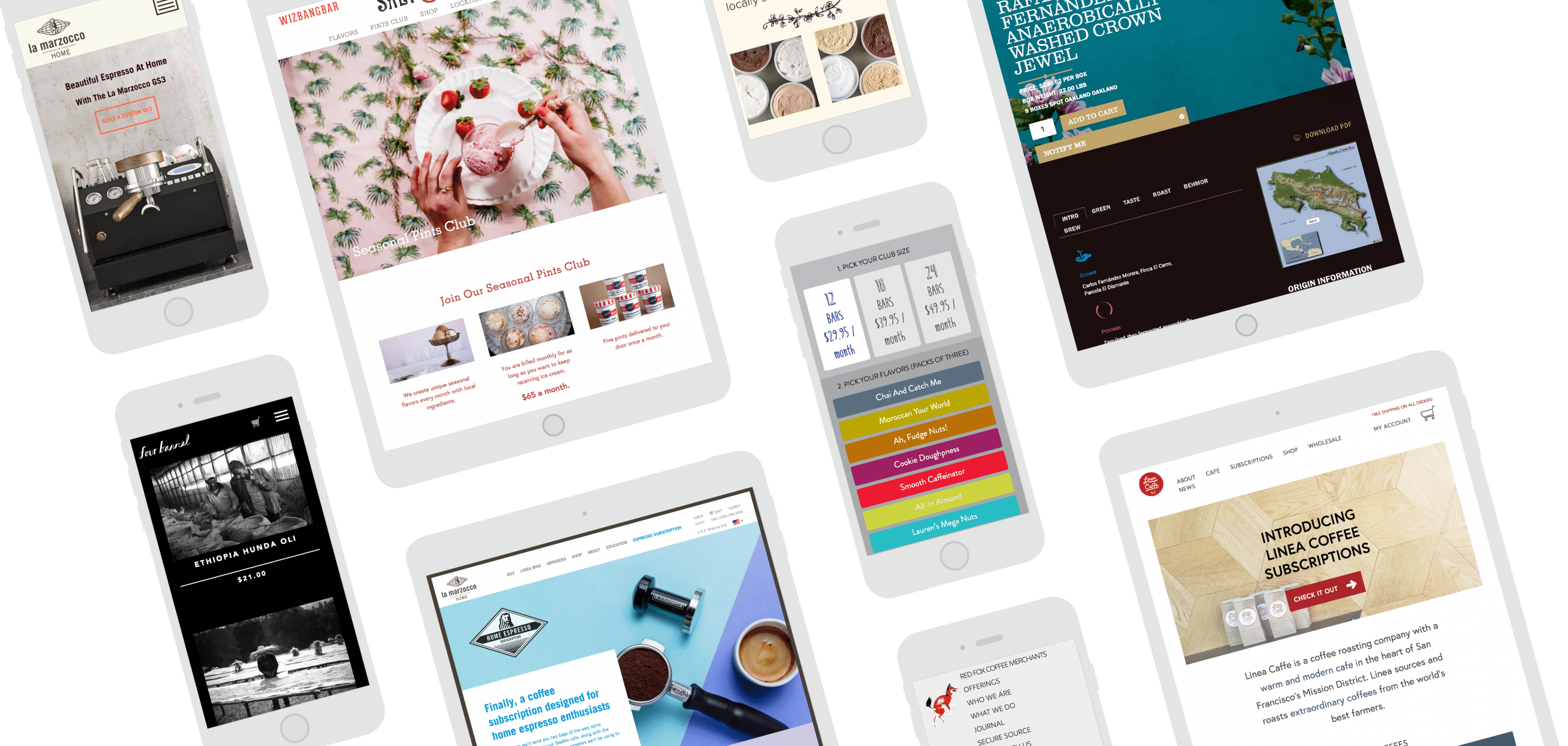 WooCommerce Projects by Needmore Designs