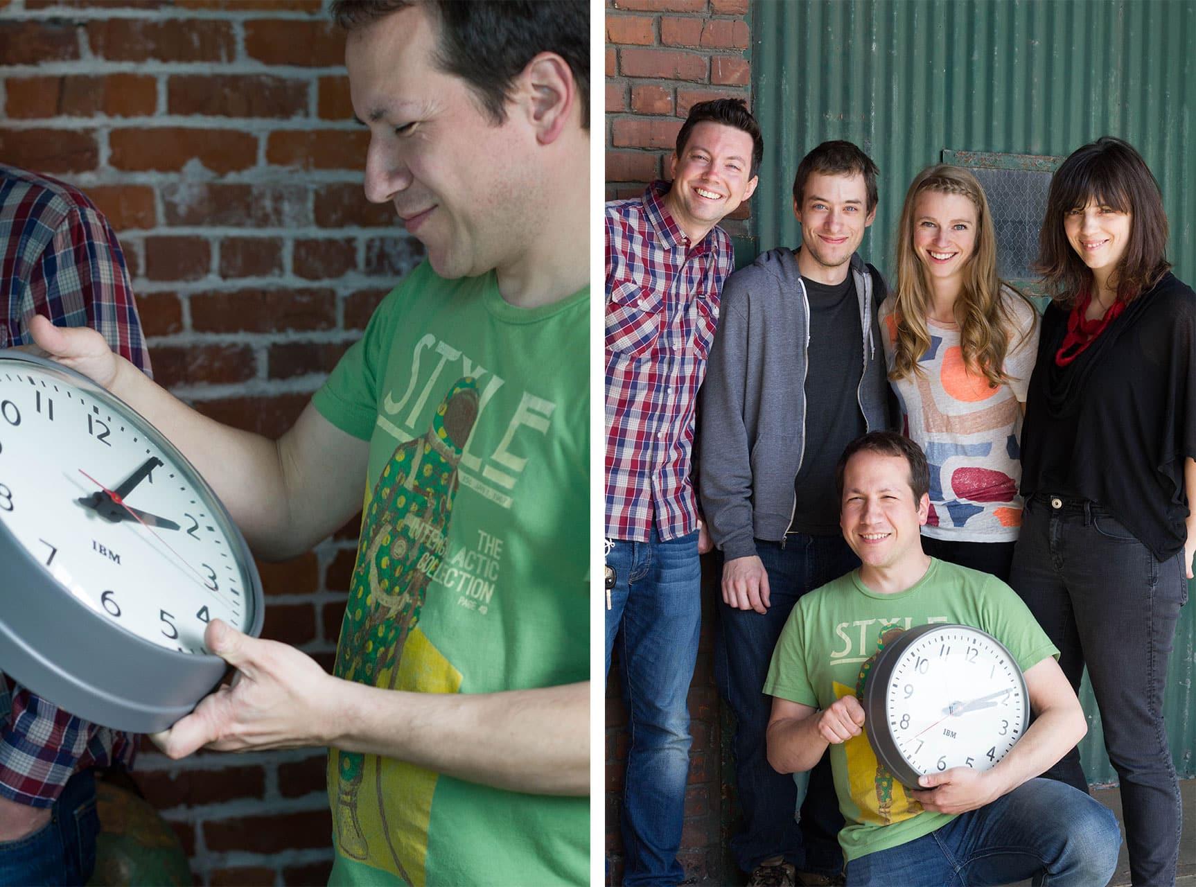 clock-team