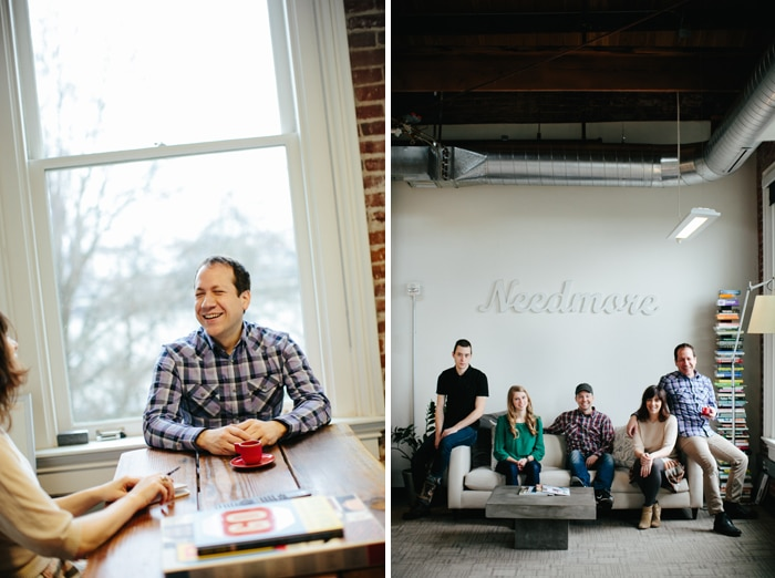 Needmore family, shot by Ashley Forrette