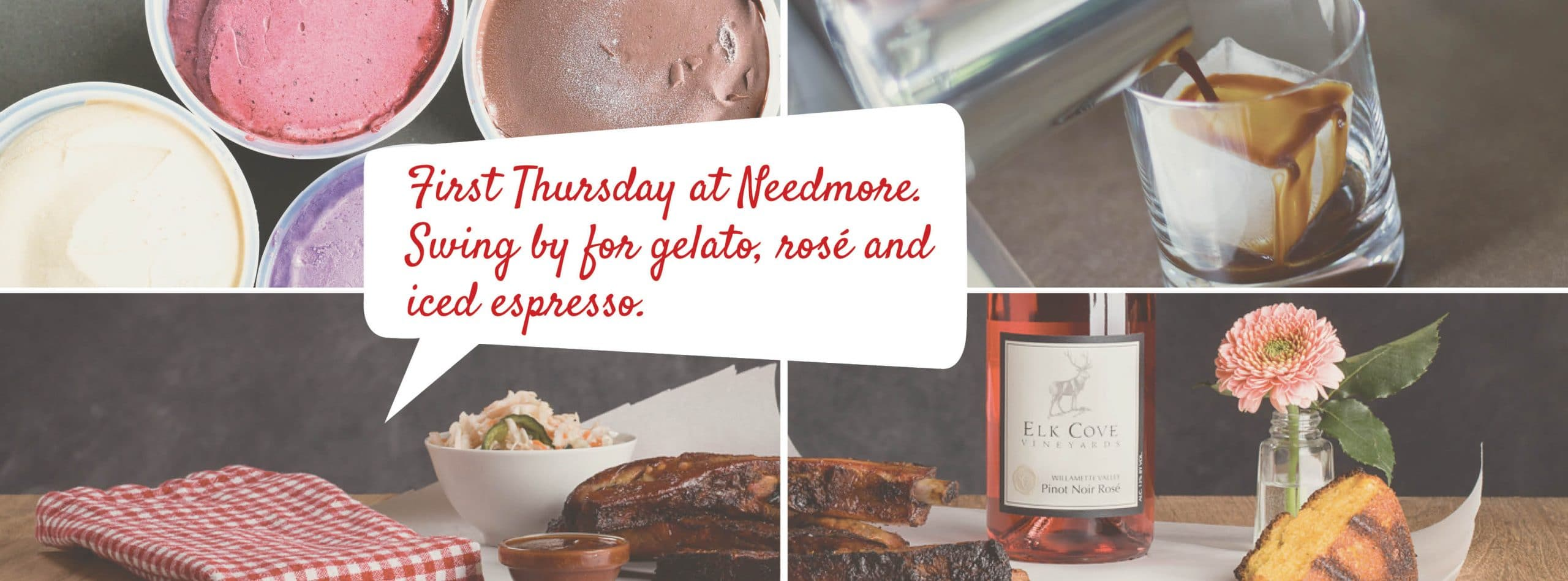 First Thursday at Needmore